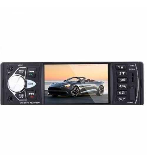 Dvd auto Mp5 player 4.1  Radio Bt Telefon Telecomanda 12 v