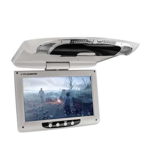 Monitor Rabatabil 9 inch, Lumina Ambientala