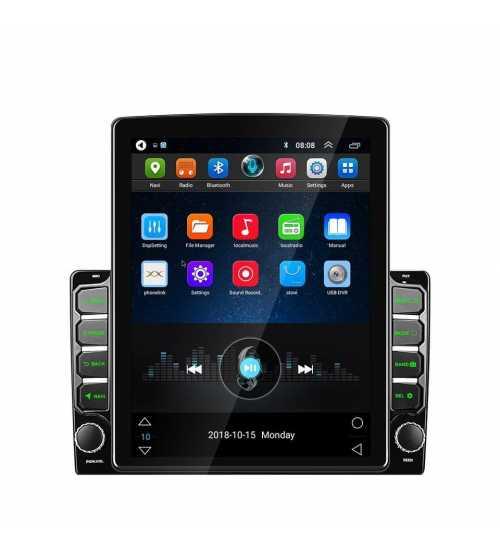 Mp5 Auto, Android 8.1, Wi Fi Integrat, Comenzi Volan pe fire, ecran 9,7