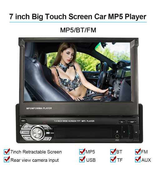 dvd auto retractabil