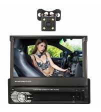 Dvd Auto Retractabil cu Camera