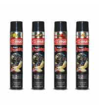 Spray siliconic pentru bord parfumat SEGA 750ml