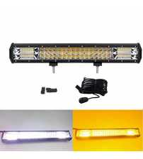 Led bar 288 w , GIROFAR GALBEN 12/24 V Blitz