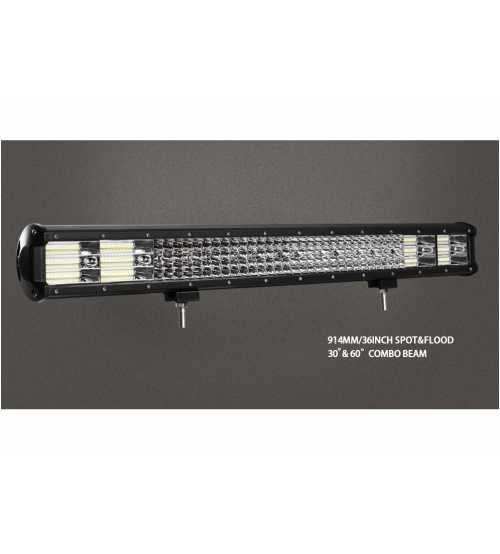Led bar auro 900w quad raw