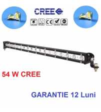 Led bar 54 W slim